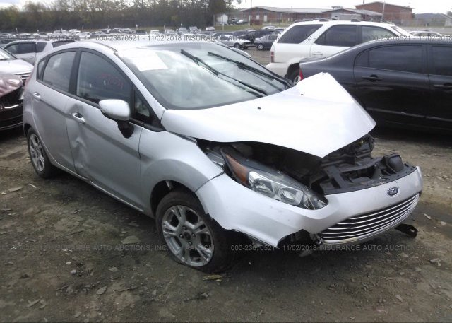 Inventory #391112884 2015 FORD FIESTA