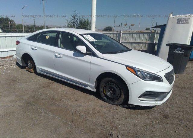 Inventory #683299213 2015 Hyundai SONATA
