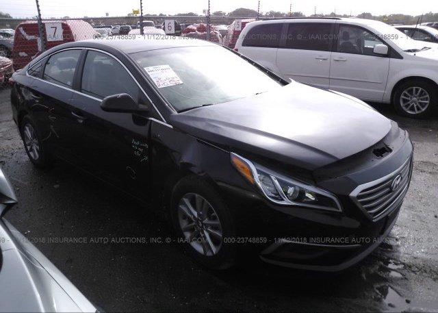 Inventory #589516916 2017 Hyundai SONATA