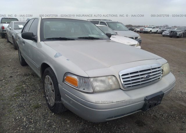 Inventory #611503016 2008 FORD CROWN VICTORIA