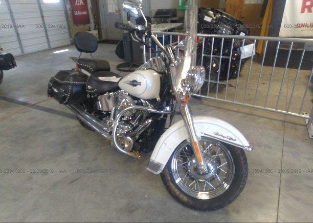 Inventory #985287617 2006 Harley-davidson FLSTCI