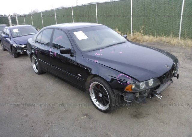 Inventory #899309087 2001 BMW 530