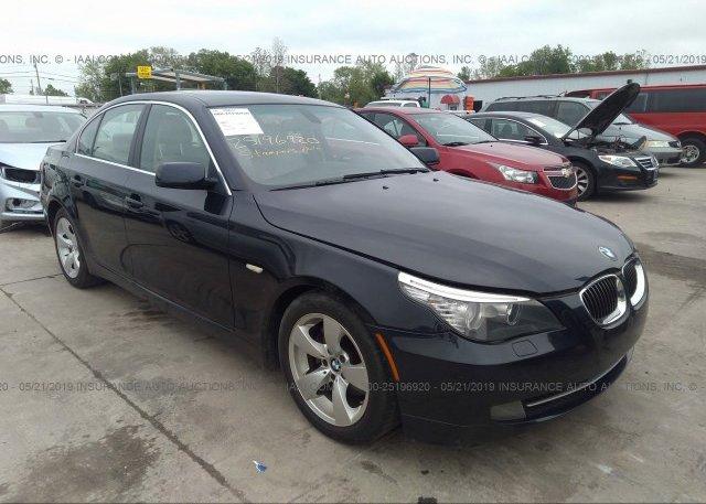 Inventory #747043457 2008 BMW 528