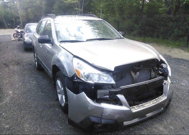 Inventory #175505841 2014 Subaru OUTBACK