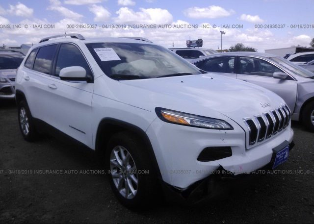 Inventory #894276677 2018 JEEP CHEROKEE