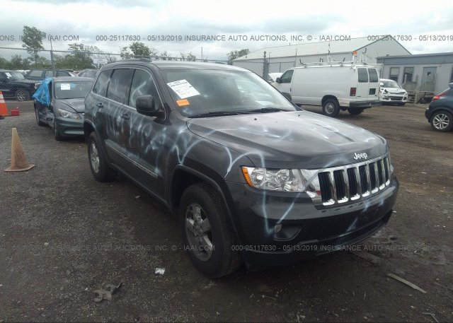 Inventory #696190047 2011 JEEP GRAND CHEROKEE