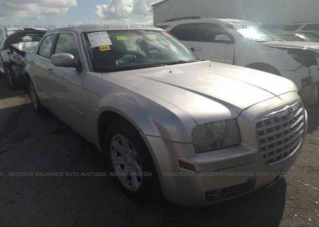 Inventory #710346309 2005 Chrysler 300