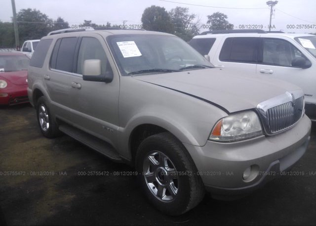 Inventory #556505503 2005 Lincoln AVIATOR