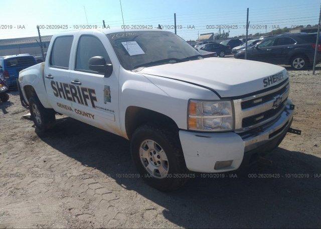 Inventory #826016661 2011 Chevrolet SILVERADO
