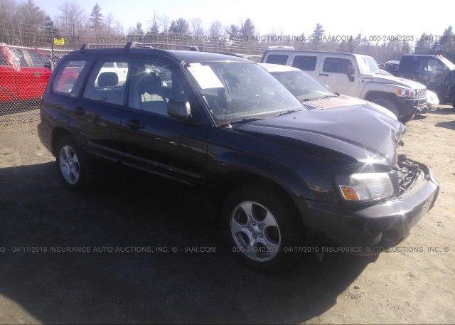 Inventory #595935901 2004 Subaru FORESTER