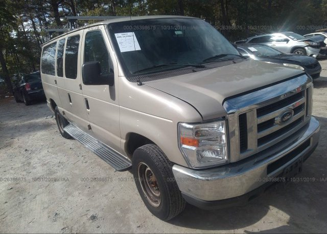 Inventory #786628100 2009 FORD ECONOLINE
