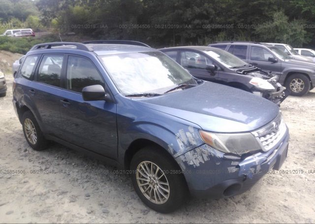 Inventory #145571886 2012 Subaru FORESTER