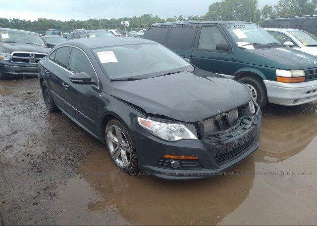 Inventory #331685691 2012 Volkswagen CC