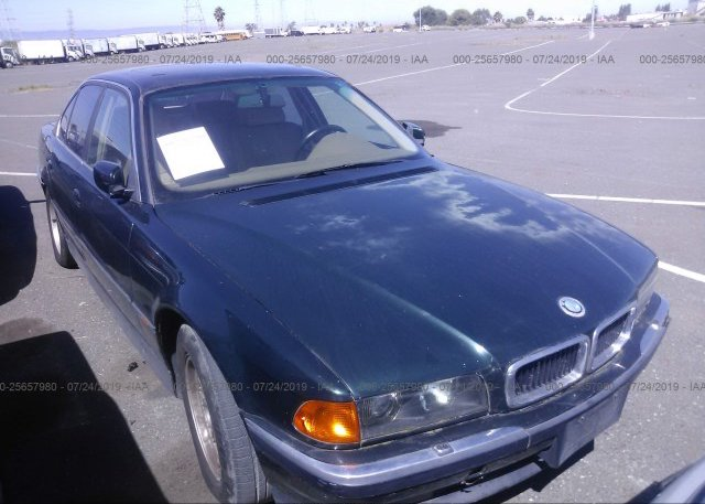 Inventory #842101008 1995 BMW 740