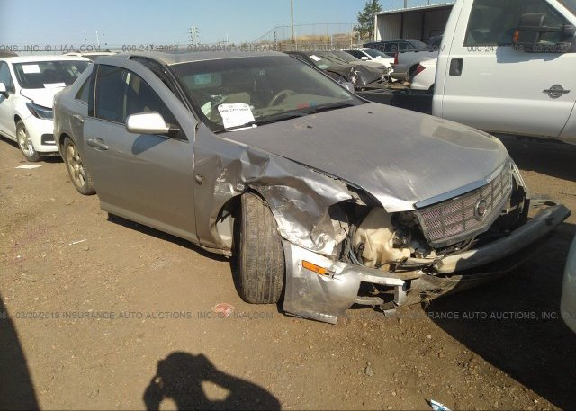 Inventory #880991095 2005 Cadillac STS