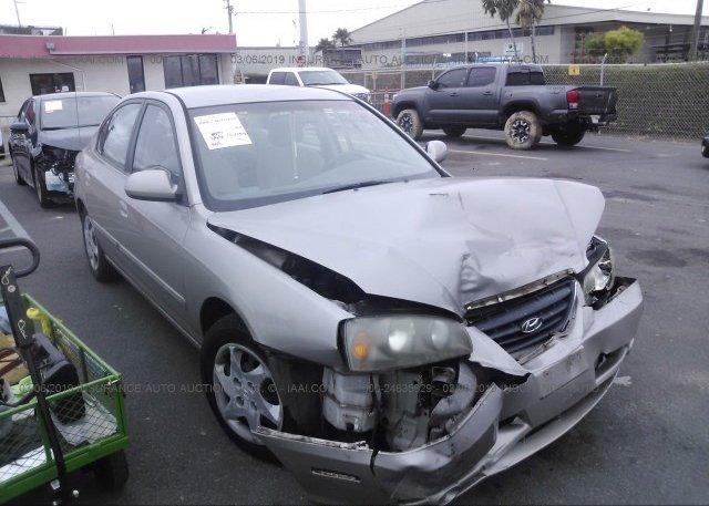 Inventory #365054875 2005 Hyundai ELANTRA