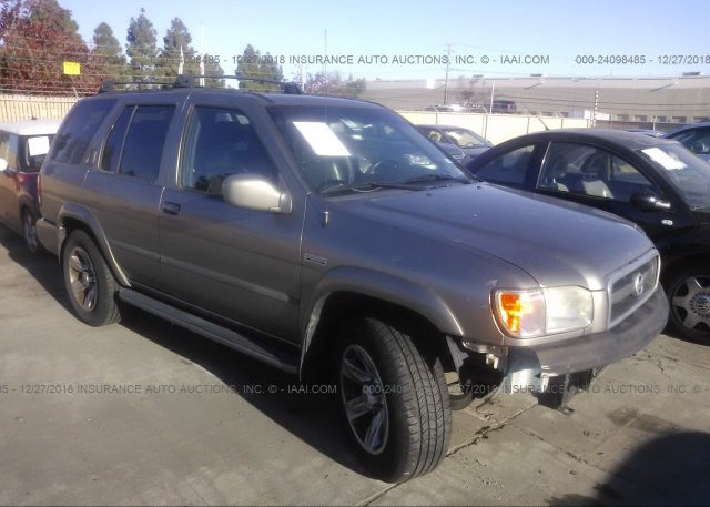 Inventory #194752500 2004 NISSAN PATHFINDER