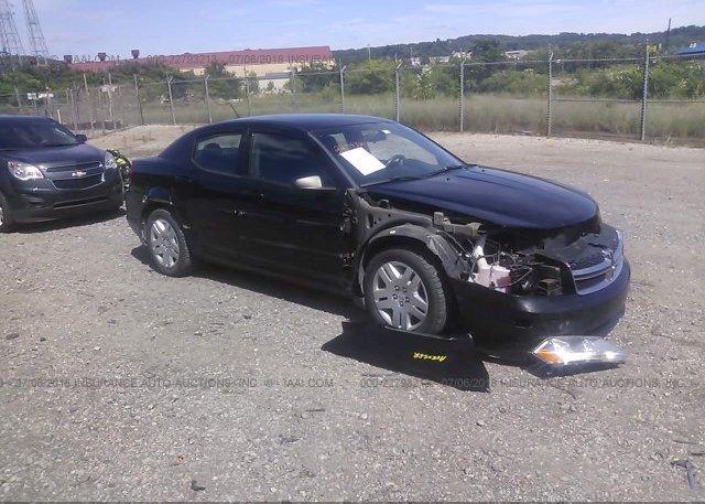 Inventory #663568130 2012 Dodge AVENGER