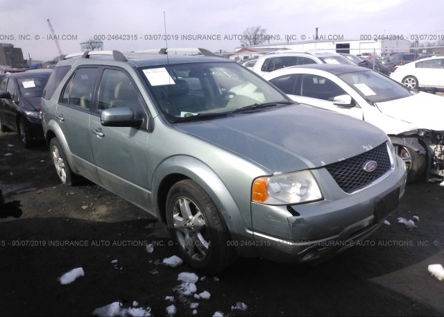 Inventory #215103683 2005 FORD FREESTYLE