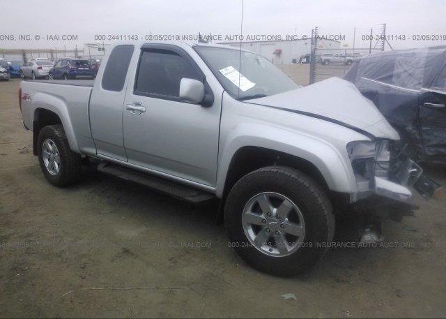 Inventory #710511720 2010 Chevrolet COLORADO
