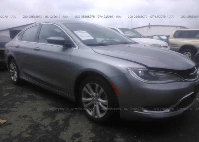 Inventory #436417690 2015 Chrysler 200