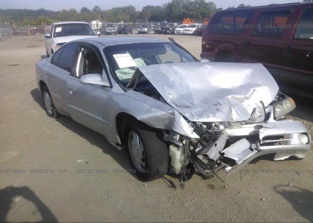 Inventory #892616645 2003 Pontiac BONNEVILLE