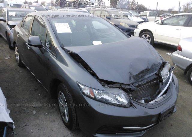 Inventory #511466557 2013 Honda CIVIC