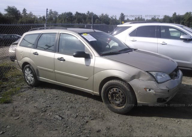 Inventory #815069093 2006 FORD FOCUS