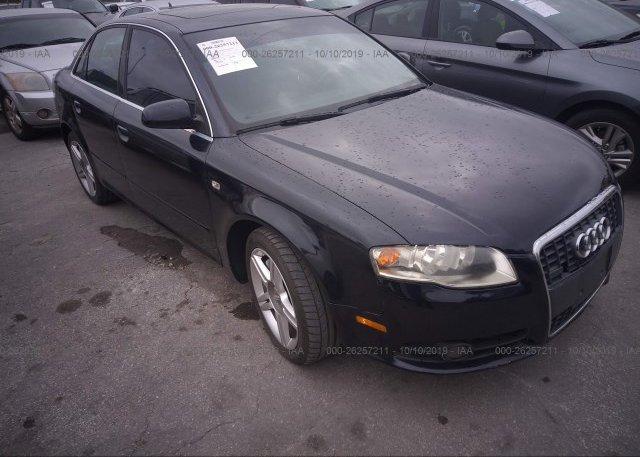 Inventory #682388762 2008 AUDI A4