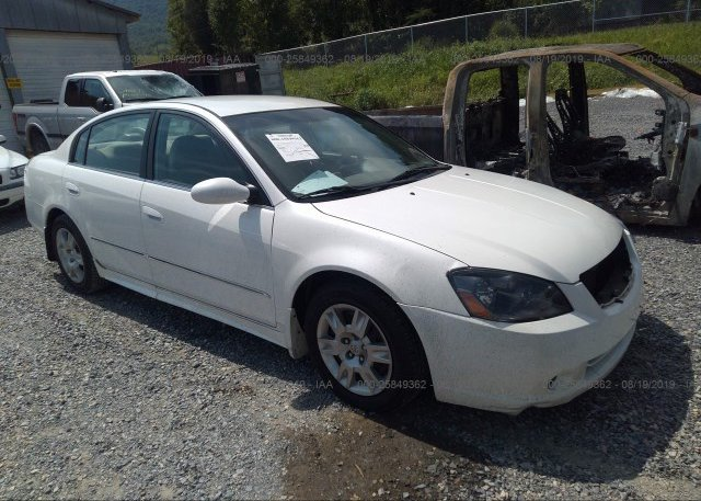 Inventory #918197927 2006 Nissan ALTIMA