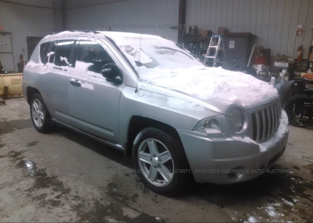 Inventory #999496310 2007 JEEP COMPASS