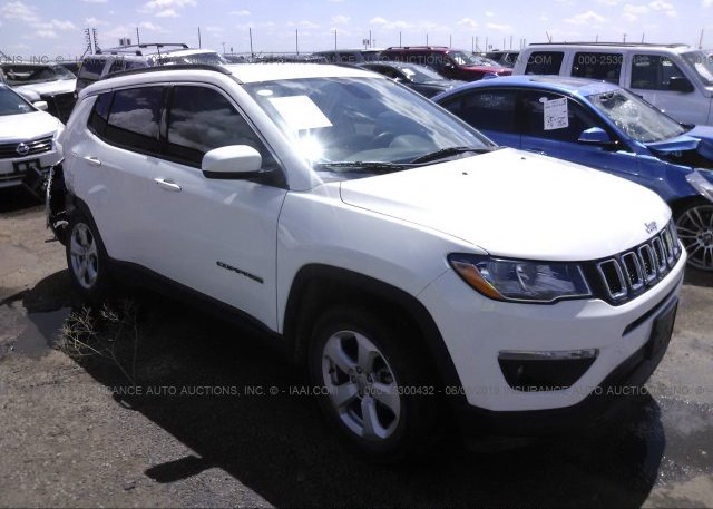 Inventory #620183396 2018 JEEP COMPASS