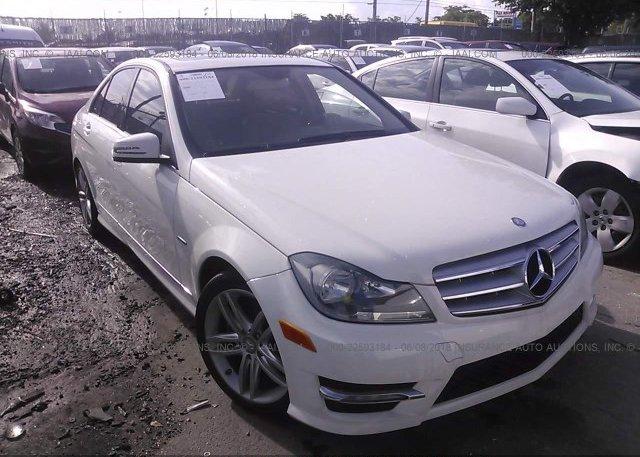 Inventory #675424722 2012 Mercedes-benz C