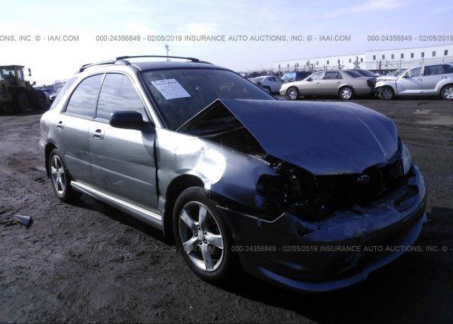 Inventory #459224464 2007 Subaru IMPREZA
