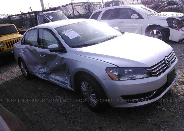 Inventory #628423571 2015 Volkswagen PASSAT