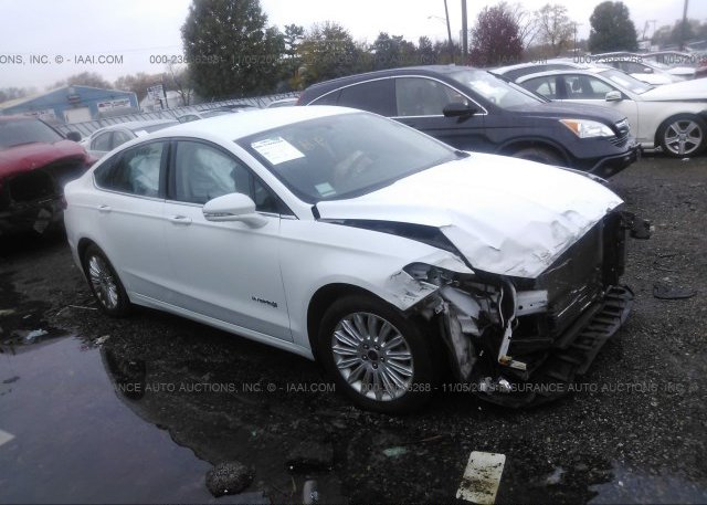 Inventory #539550421 2013 FORD FUSION