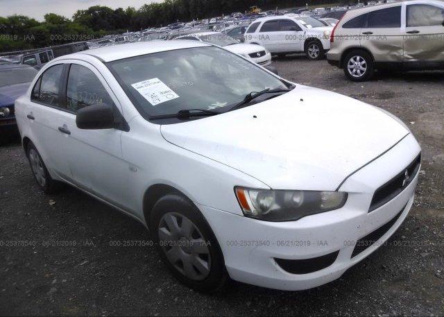 Inventory #302464341 2009 Mitsubishi LANCER