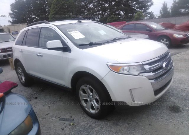 Inventory #259717432 2011 FORD EDGE