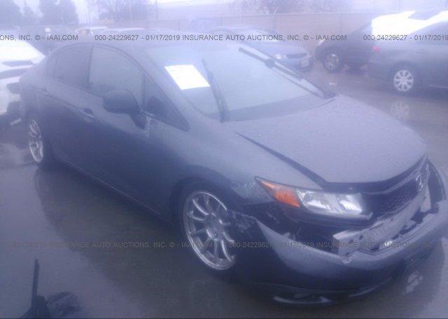 Inventory #264687782 2012 Honda CIVIC