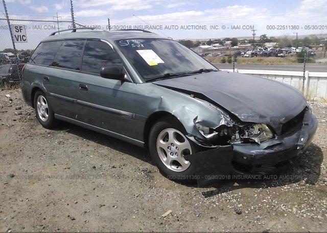 Inventory #110240475 2000 Subaru LEGACY