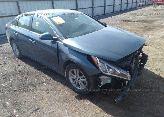 Inventory #735415431 2016 Hyundai SONATA