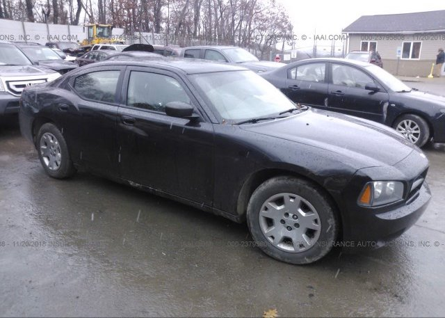 Inventory #737860134 2007 Dodge CHARGER