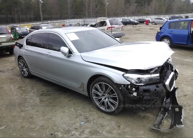 Inventory #936979232 2018 BMW 740