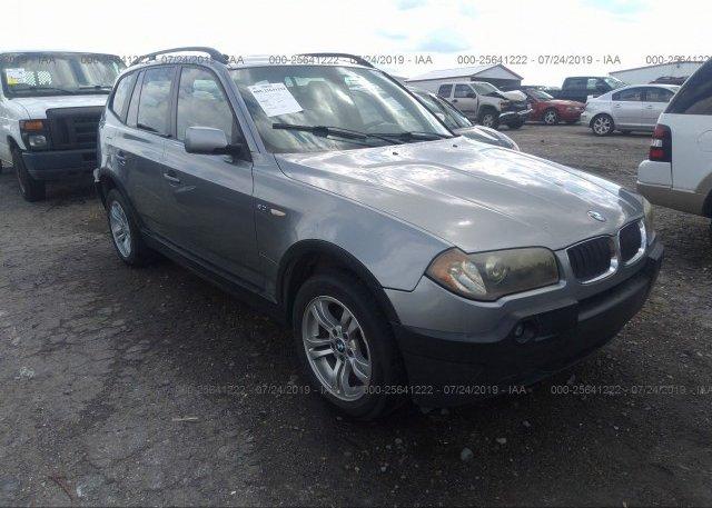 Inventory #253294823 2004 BMW X3