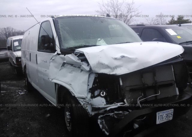 Inventory #839829507 2018 Chevrolet EXPRESS G2500