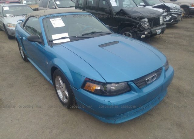 Inventory #651844351 2002 FORD MUSTANG
