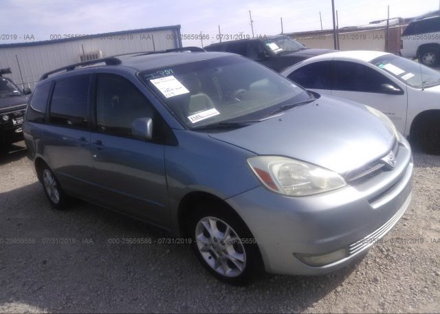 Inventory #874832870 2005 Toyota SIENNA