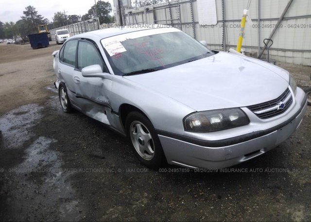 Inventory #361531445 2002 Chevrolet IMPALA