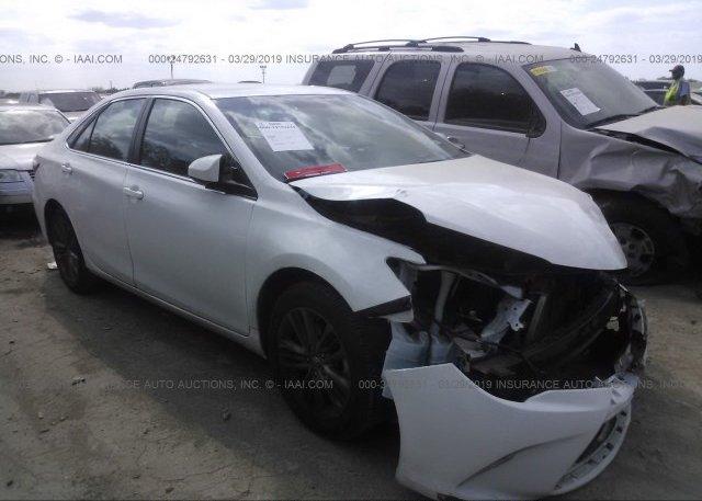 Inventory #700076888 2017 Toyota CAMRY