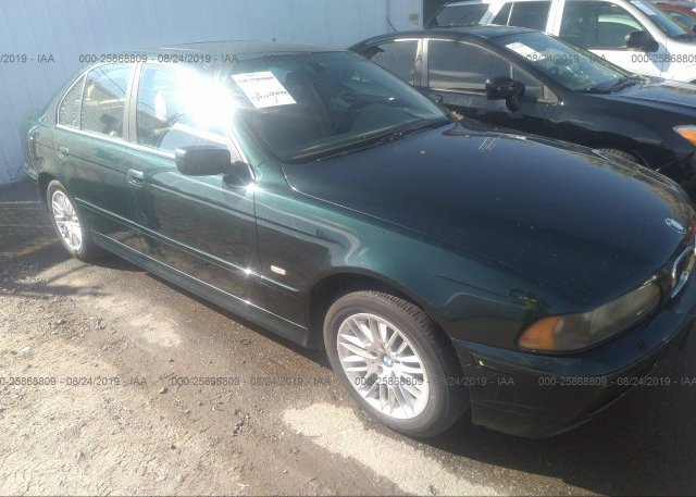 Inventory #703661379 2003 BMW 530
